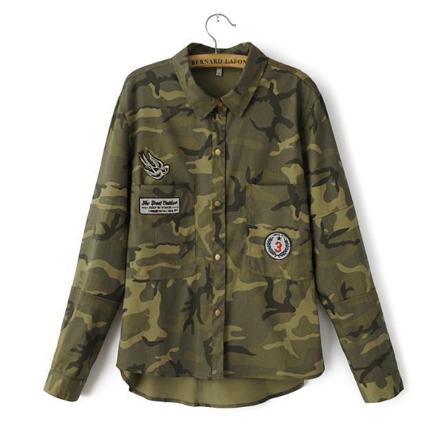 fe037a2c8742 Marynarka damska kurtka moro wojskowa vintage s-l MODITO